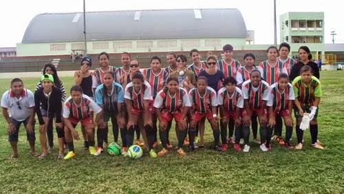Copa da Mulher de Futebol 2014 tem São José de Mipibu como campeão