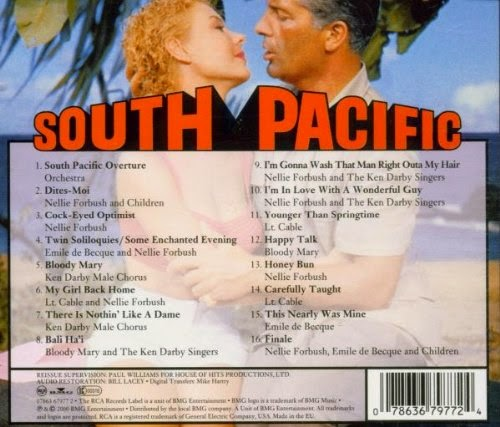 Dites moi south pacific lyrics