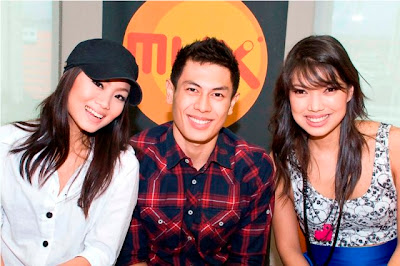 New MYX VJs - VJ Michelle, VJ Michael and VJ K.A.