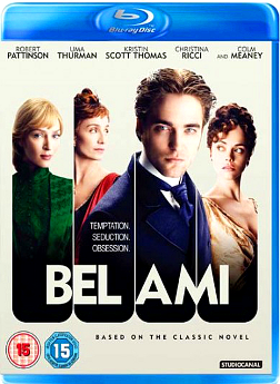 Filme Poster Bel Ami – O Sedutor BRRip XviD & RMVB Legendado