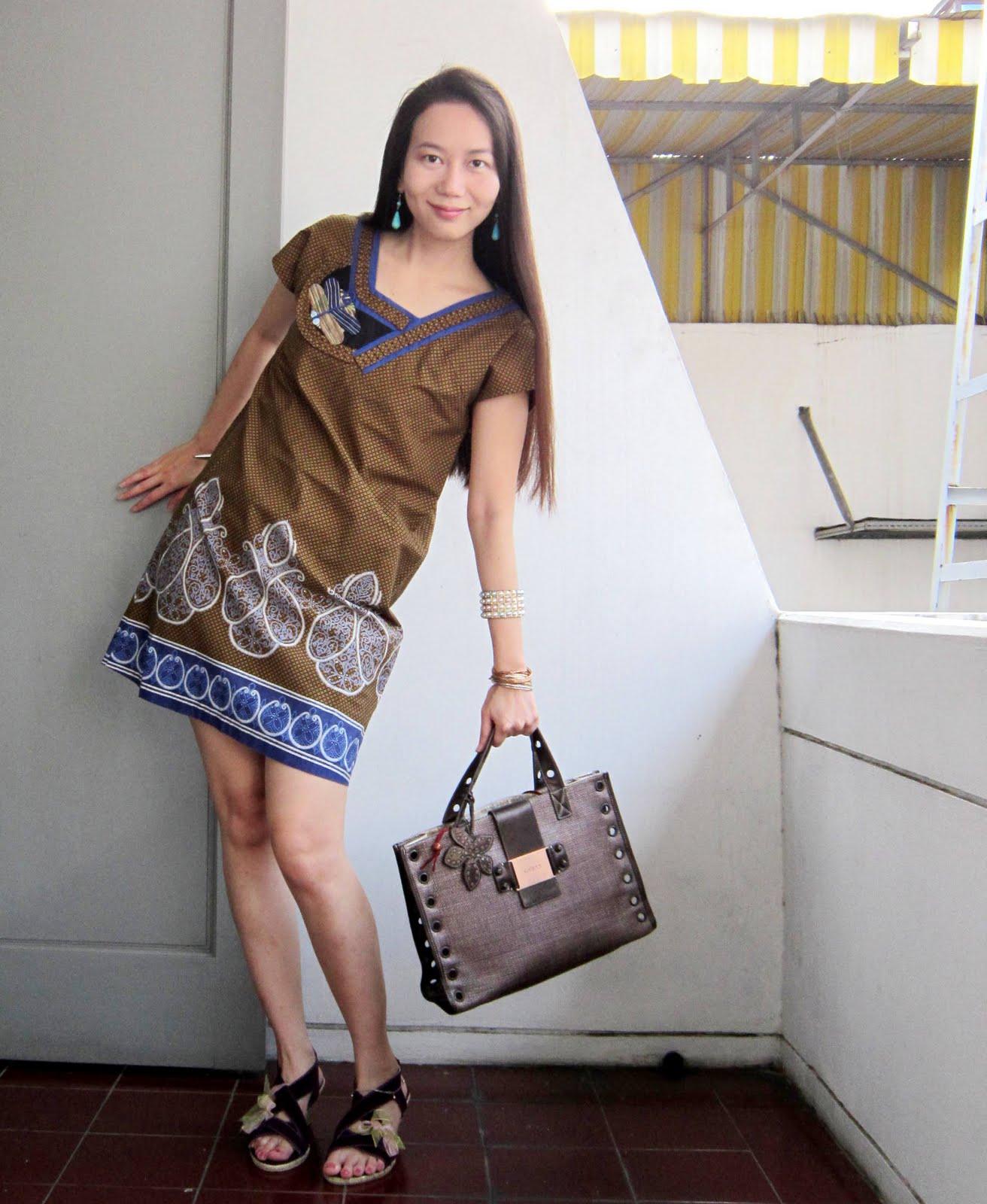 Style N Season: Batik, Miss Brown N Belly Dancing