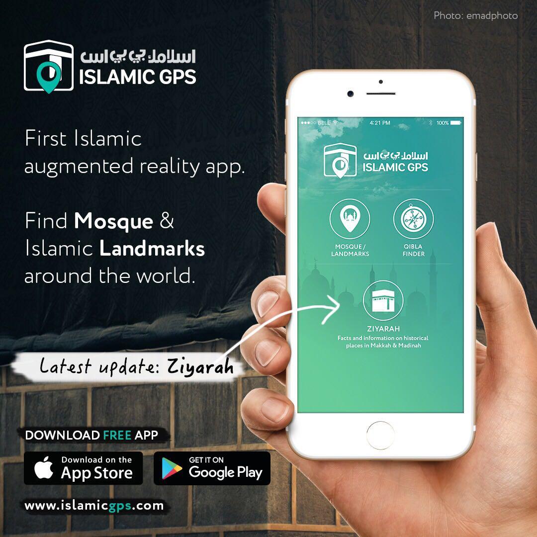 Islamic GPS