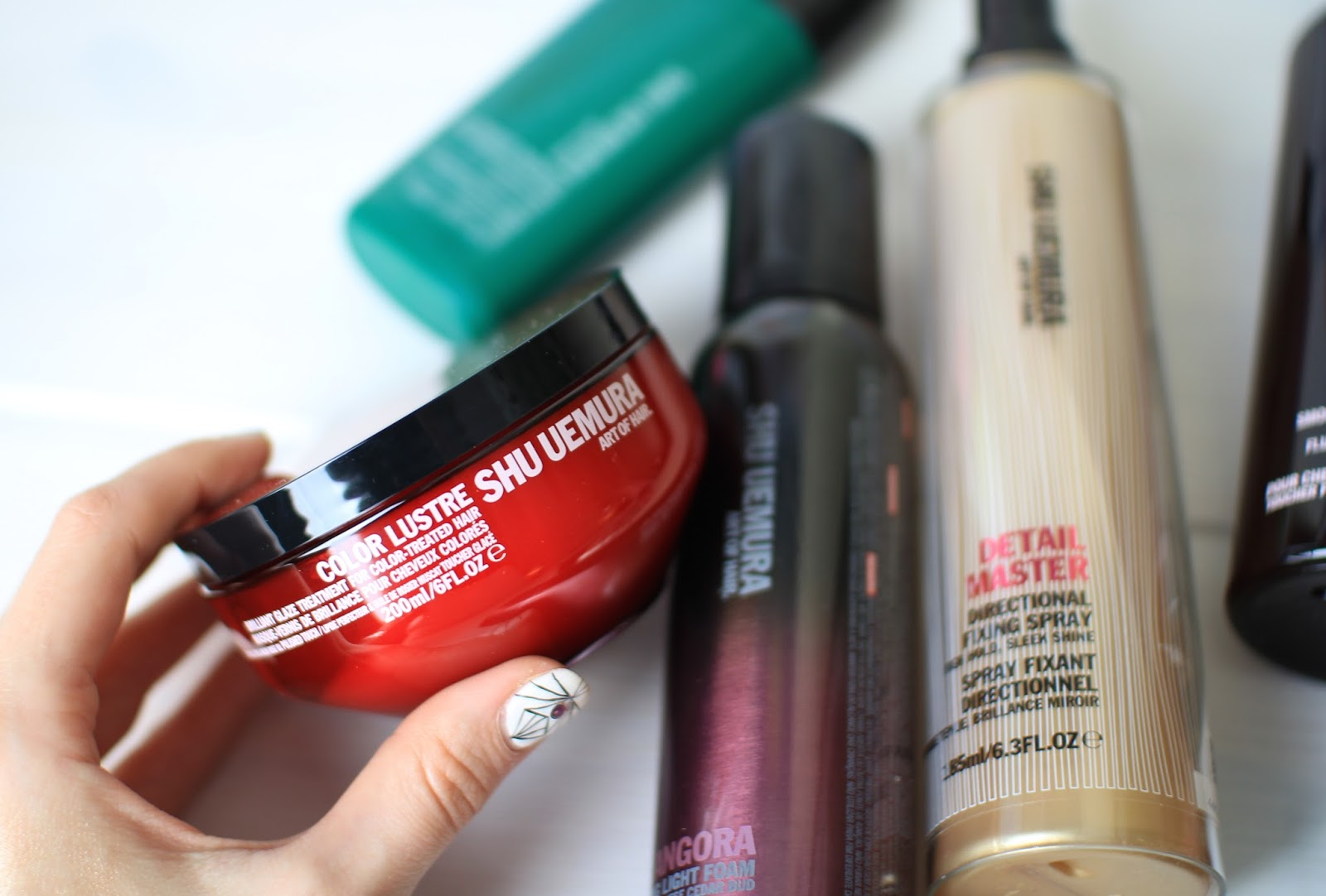 Shu Uemura Art of Hair Collection Favourites Color Lustre