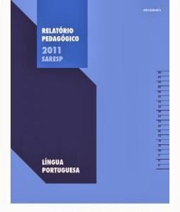 Relatório do Saresp Linguagens e Códigos