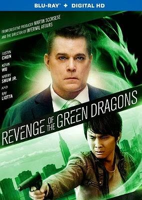A Vingança dos Dragões Verdes Legendado BRRip
