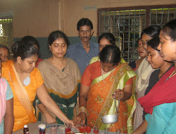 Vocational Training at KBSK Wb State Office