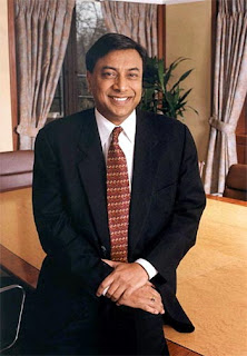 rich men: Lakshmi Mittal