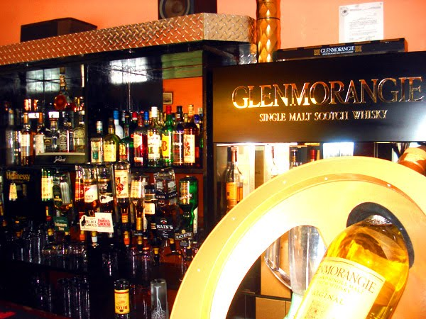 Don't forget to sample the Glenmorangie Whisky