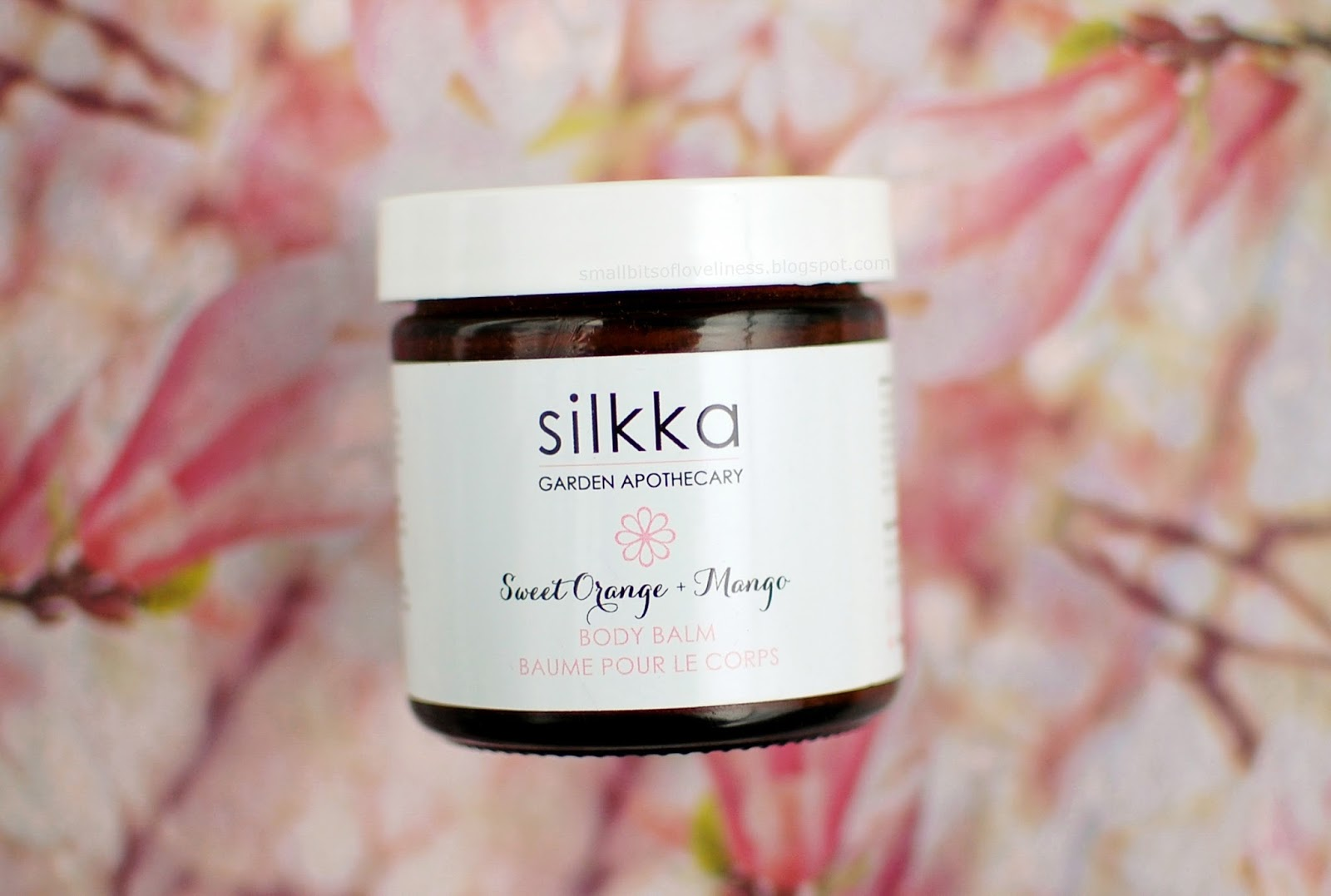 Silkka Garden Apothecary Sweet Orange + Mango Body Balm