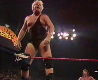 WWF / WWE SURVIVOR SERIES 1989 - Bobby 'The Brain' Heenan