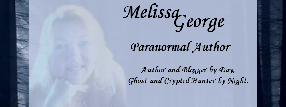 Melissa George Author