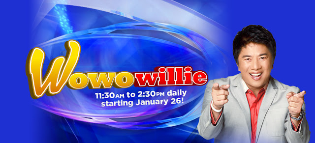 Wowowillie Noontime Game Show | TV5 Delta Studio Wowowillie Studio