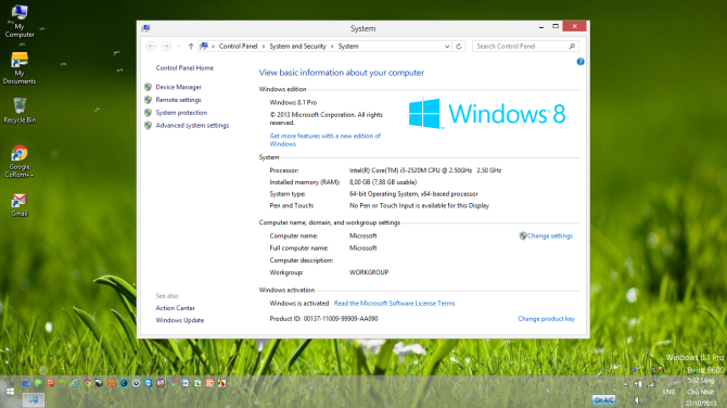 windows 8 pro activated download
