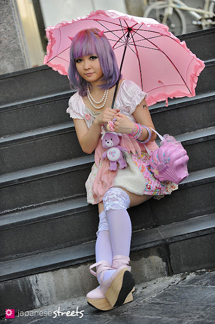 Japanese Street Fashion: Fairy Kei & Devil Horns