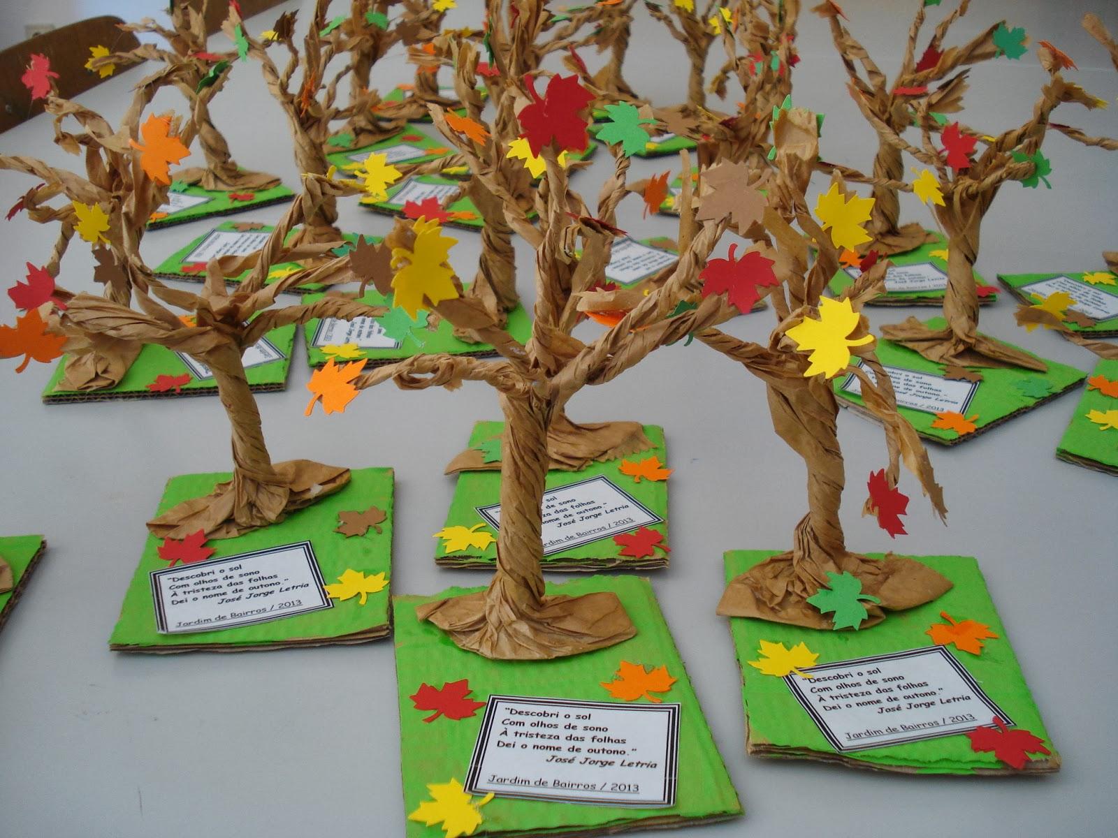 ideias para o outono jardim de infancia : ideias para o outono jardim de infancia:de expressão plástica que as crianças do Jardim de infância de