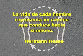 Frase célebre de Herman Hesse