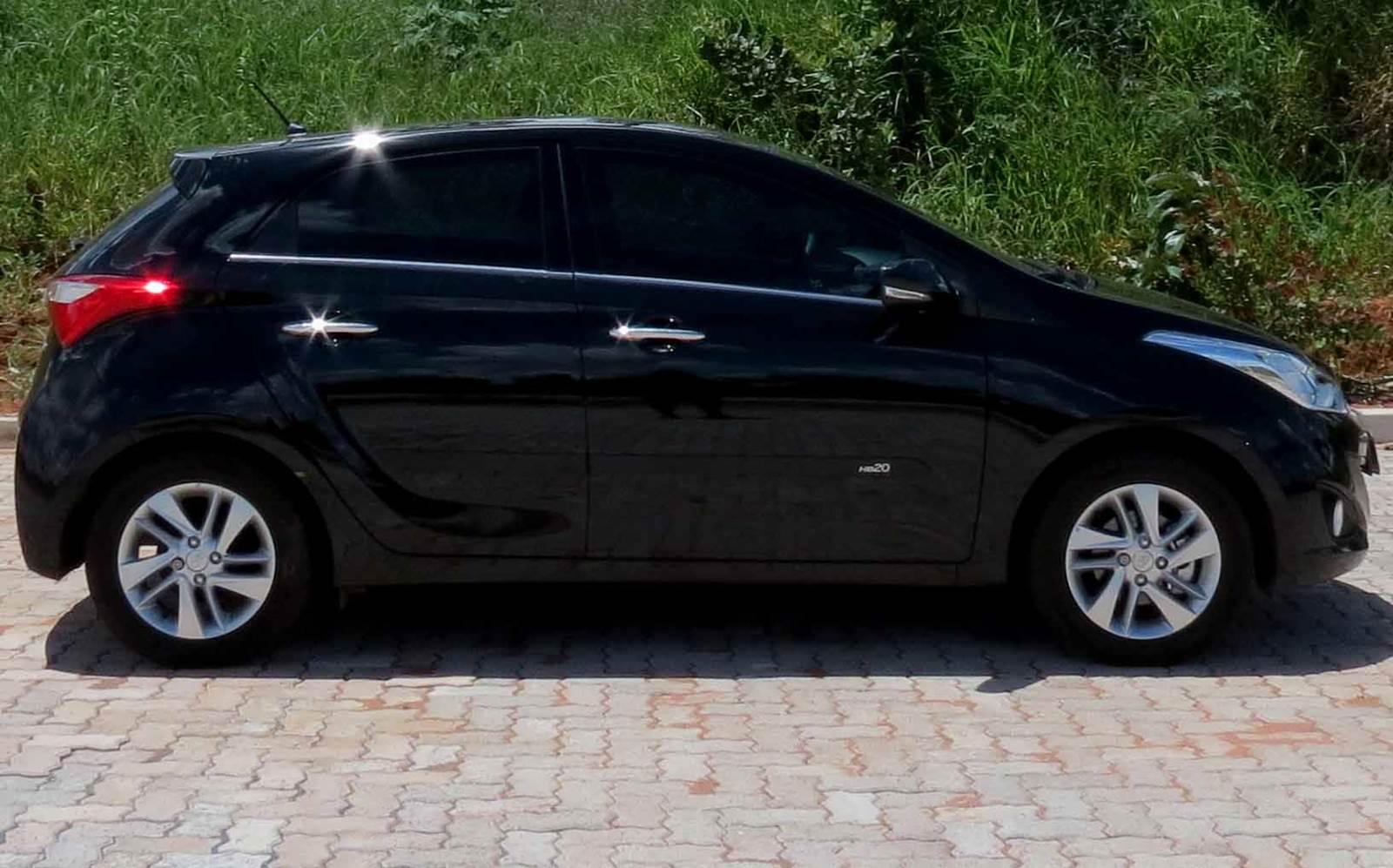 Hyundai HB20 - 2º carro mais vendido em Goiás