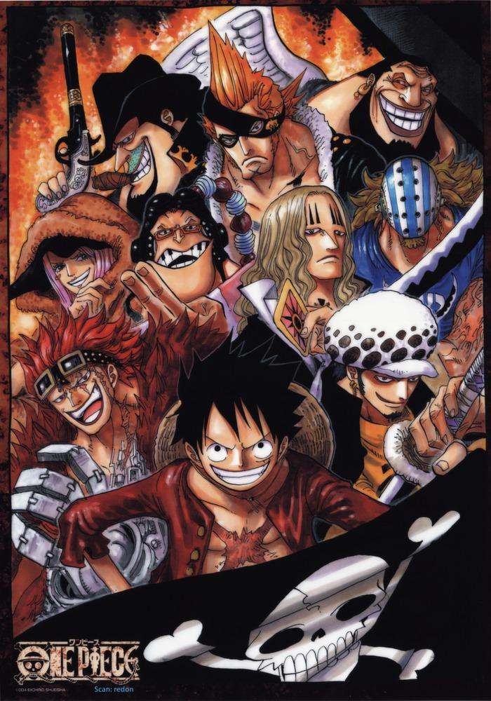 Download Wallpaper One Piece New World