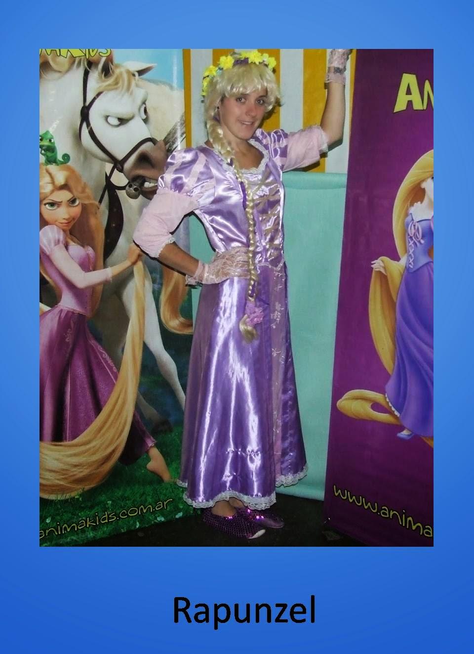 animacion rapunzel