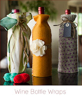 http://www.cremedelacraft.com/2013/10/DIY-Wine-Bottle-Wrap-Hostess-Gift.html