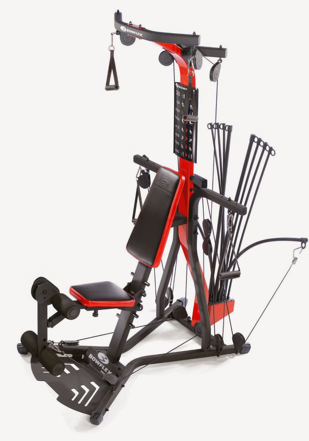Health and Fitness Den: Bowflex PR1000 versus Bowflex ...