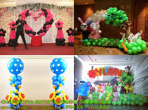 ( klik...!!! ) BALLOON DECORATION SURABAYA