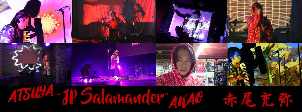 "Atsuya ""JP Salamander"" Akao -赤尾充弥"