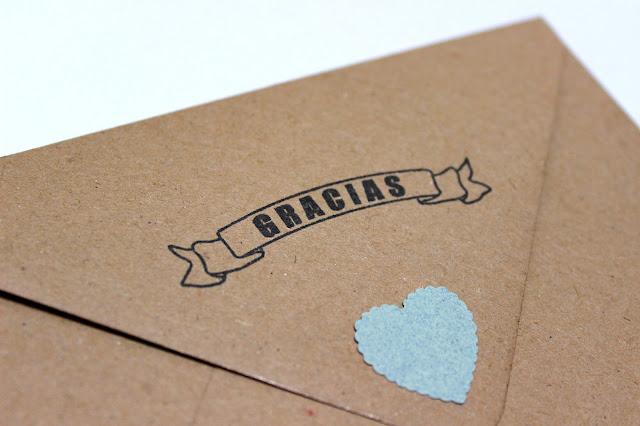 manualidades sellos craft boda DIY hermanas bolena