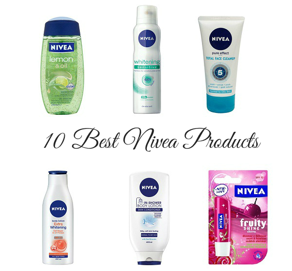 are nivea products good
