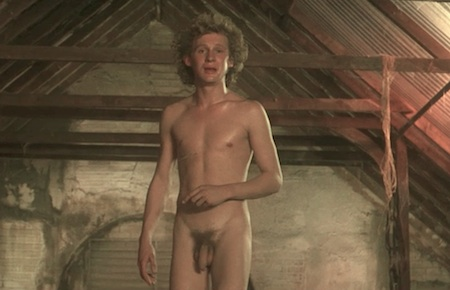 Peter Firth Equus Nude