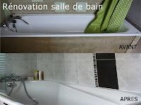 Rénovation SDB.