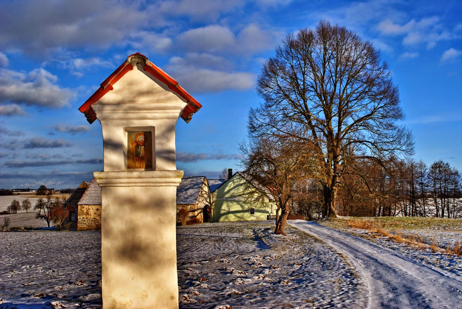 Předjaří v Česku (od Pavel Kysela)