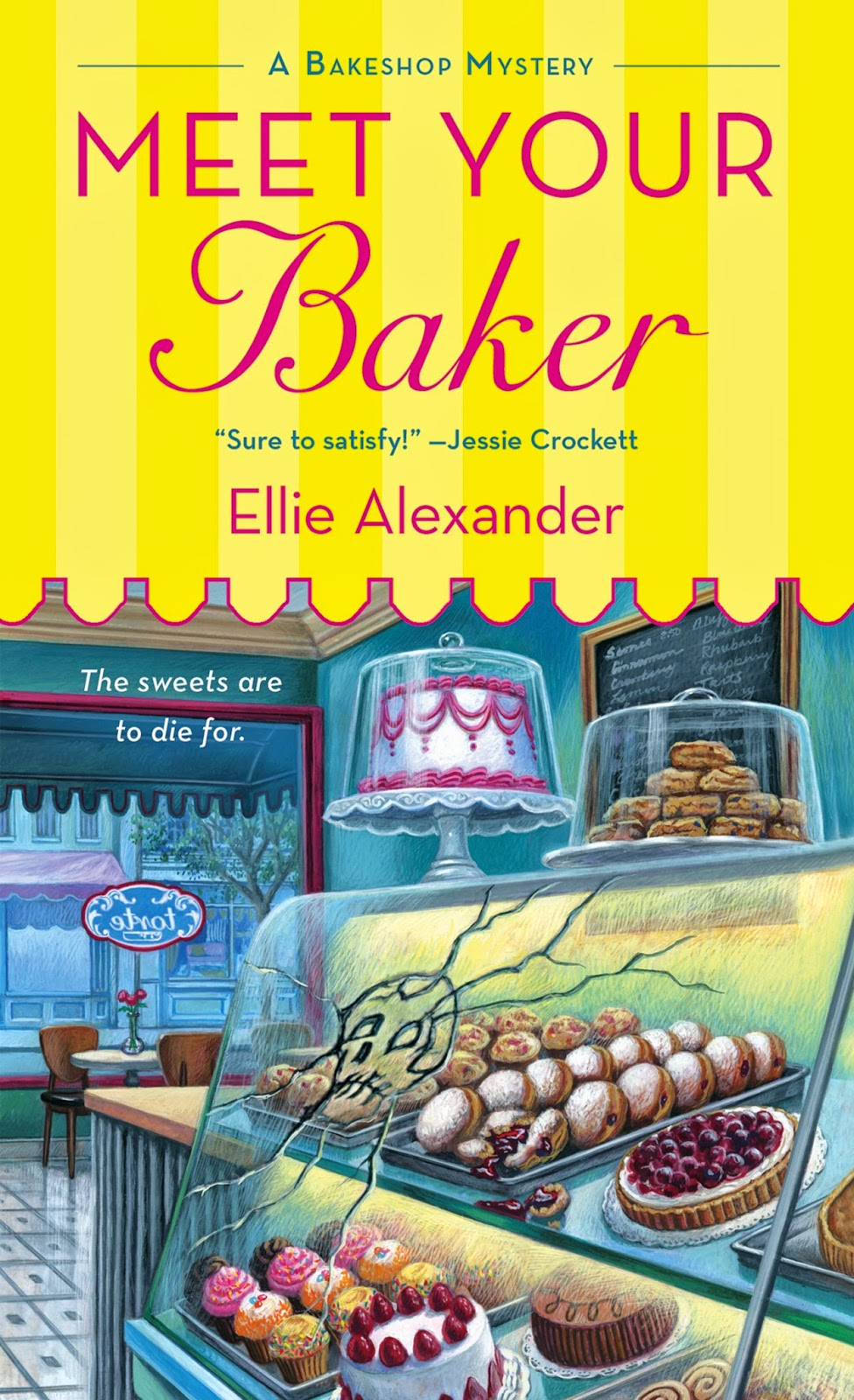 meet your baker book tour