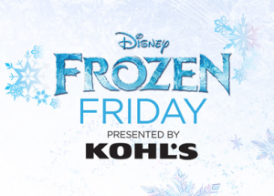 Disney and Kohl's Department Stores Sing Your Heart Out campaign.