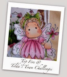 TOP 5 at Tilda's Town Challenge #147 Anything Goes