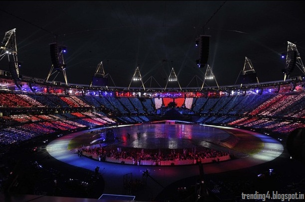 London Olympics 2012  Opening Ceremony