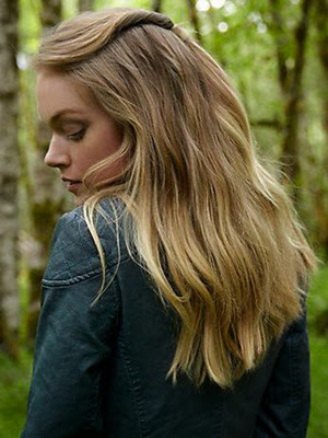 mechas californianas loreal peinados 2014