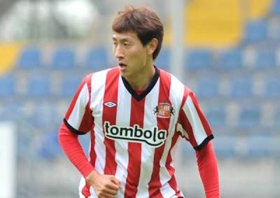 Ji Dong Won - Sunderland AFC (1)