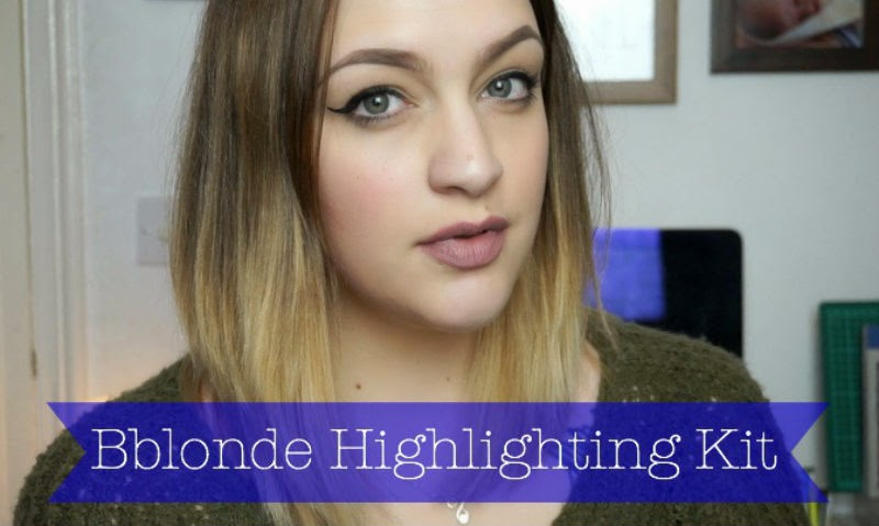 Jerome Russell Bblonde Highlighting Kit, video, review, blogger, youtube, whenflowersfall