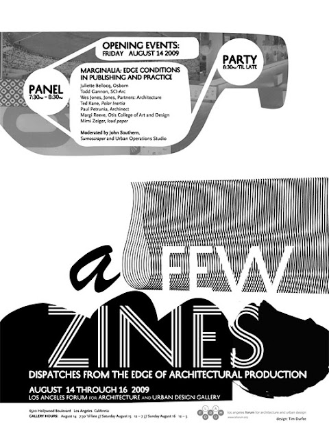 Architecture Zines