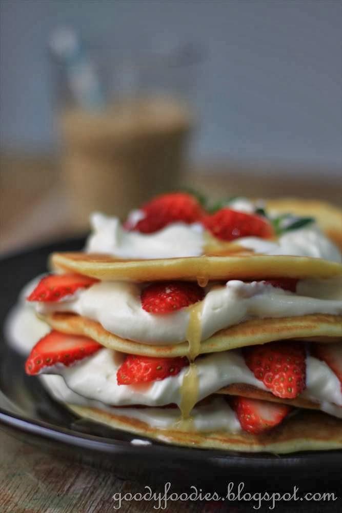 American Pancake Recipe Bbc Good Food
