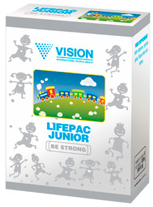 LIFEPAC JUNIOR    Be Strong