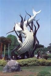 Logo Surabaya Kota Pahlawan, Kota Indarmadi, Kota Inovasi dan Kota Budaya