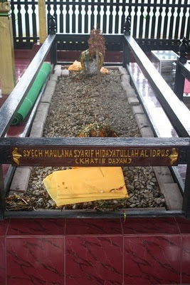 Tomb Complex of Sultan Suriansyah , South Kalimantan