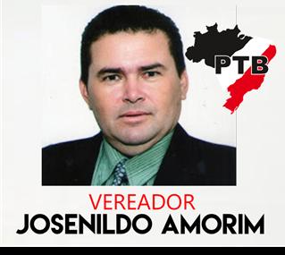 Vereador Josenildo Amorim
