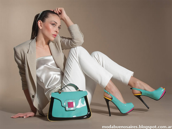 Saverio Di Ricci zapatos sandalias moda 2013.