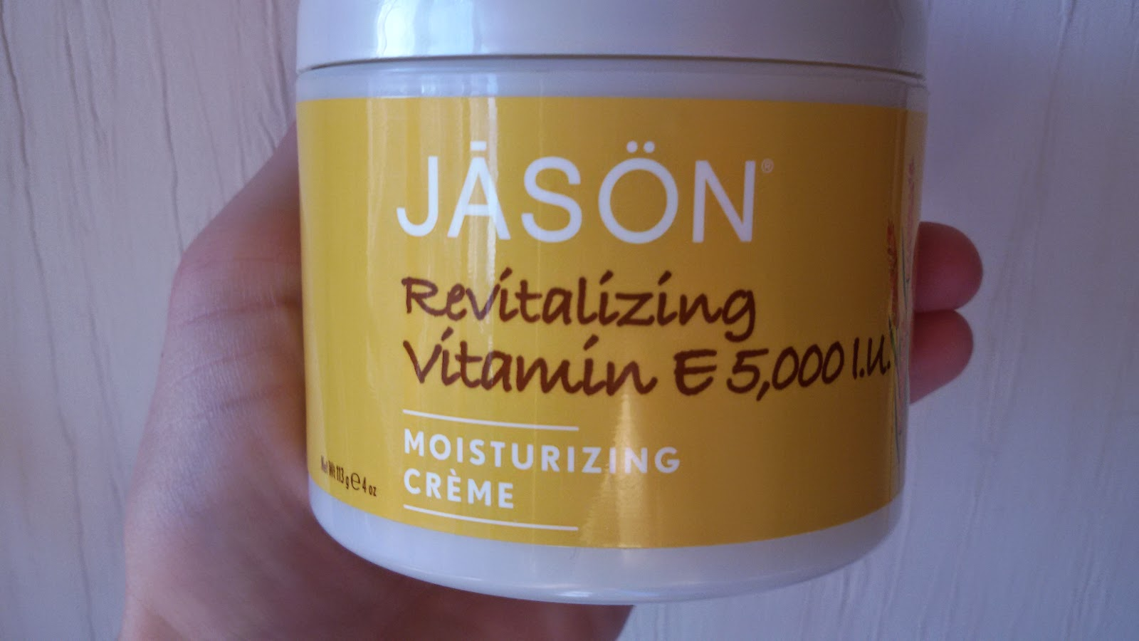Jason Revitalising Vitamin E 5000 Moisturising Creme: Когда крем не подходит