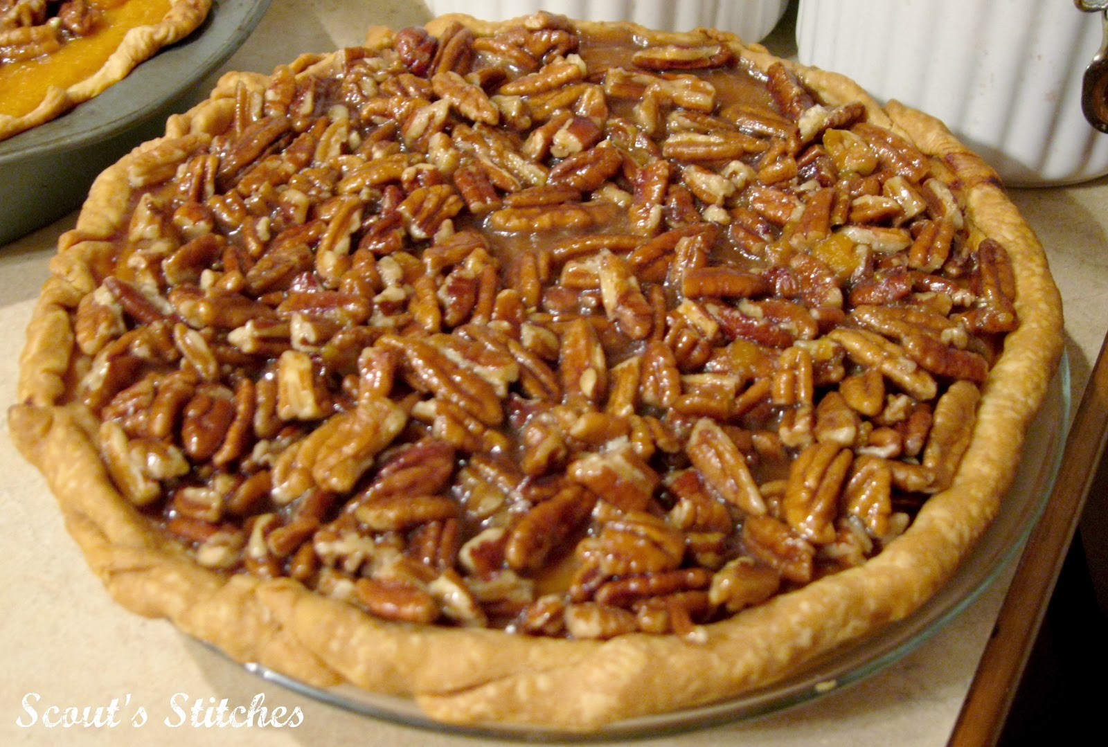 Sweet+Potato+Pie+with+pecan+topping%2C+pecan+pie+2.jpg