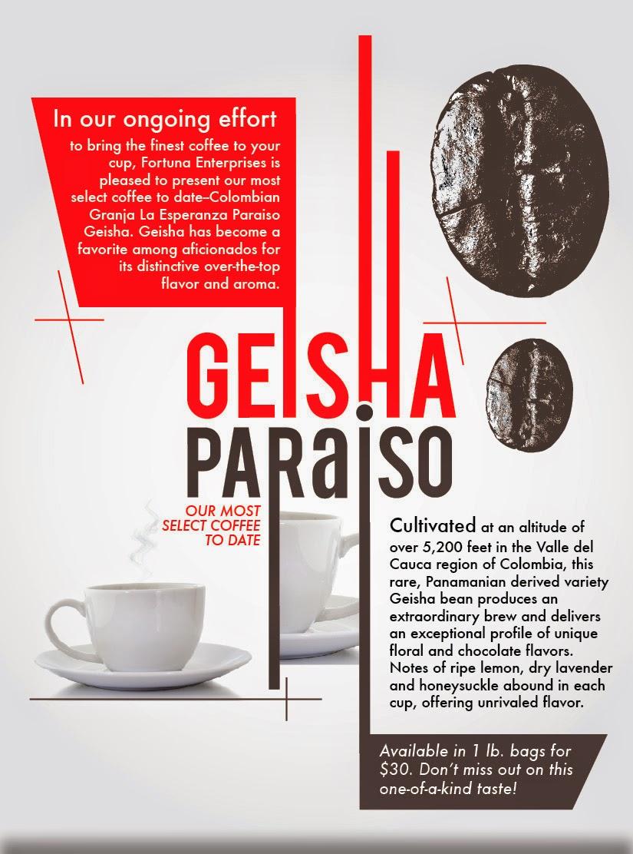 Geisha Paraiso
