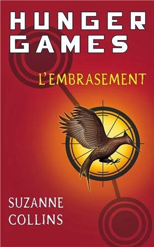 Hunger Games 2 - L'Embrasement de Suzanne Collins